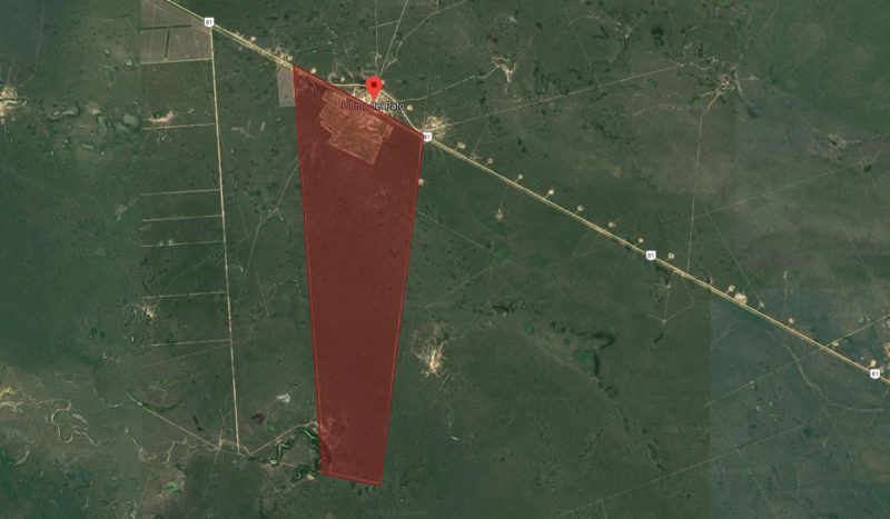 North Trade • Campo 3.000 Has. en Pluma de Pato, Rivadavia