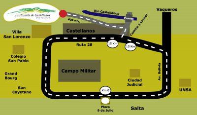 North Trade • Club de Campo La Hoyada de Castellanos